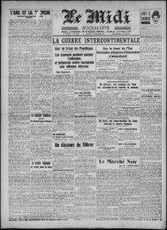 --- SOCIALISTE - Bibliothèque de Toulouse