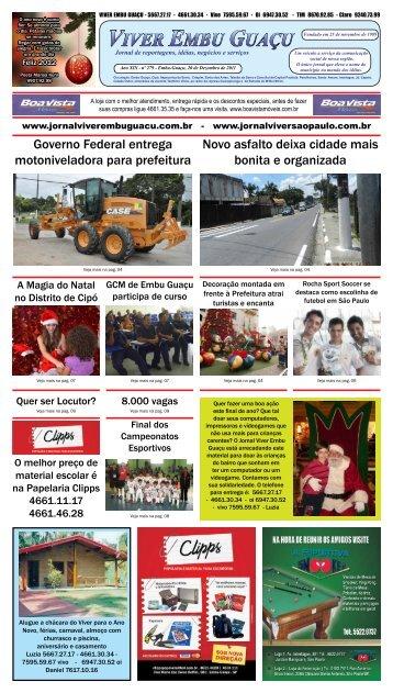 Viver Embu Guaçu - Edição 279