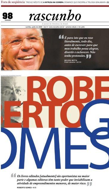 Edição 98 - Jornal Rascunho - Gazeta do Povo