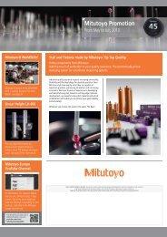 Mitutoyo Promotion - BTS Company