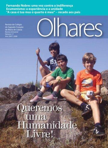 Revista - Colégio Sagrado Coração de Maria