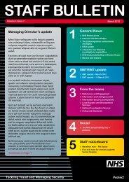SMT/EMT update Tackling Fraud and Managing ... - Joe Edwards