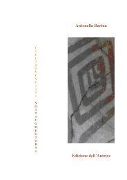 poesieinformadidea - Edizione dell'Autrice