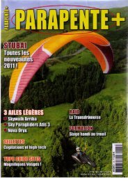 Topo guide sites : magnifiques Vosges - Bol d'Air