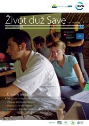 Life along the Sava newsletter No.3. / Zivot duz Save e-bilten Br.3.