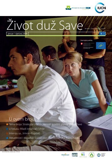 Life along the Sava newsletter No.3. / Zivot duz Save e-bilten Br.3.