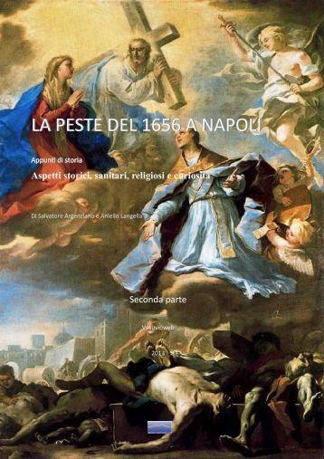 La peste a Napoli - Seconda parte - vesuvioweb ... - Vesuvioweb.com