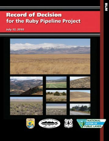 Ruby rod.pdf - Wyoming Landscape Conservation Initiative