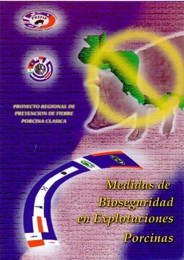 medidas de bioseguridad en explotaciones porcinas doctor ... - oirsa