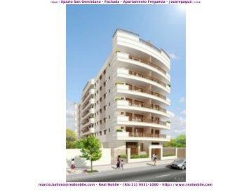 Apartamentos na planta Freguesia Green Valley Real Nobile RJ