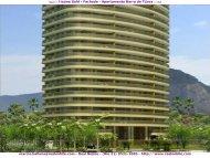 Apartamentos na planta Barra da Tijuca Itauna Gold Real Nobile