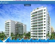 Apartamentos na planta Barra da Tijuca Barra Allegro Real Nobile RJ