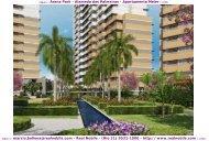 Apartamentos na planta Meier Arena Park Real Nobile RJ