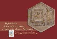 Il percorso dei mestieri d'arte - Comune di Firenze