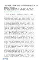 Decreto del 22/02/11 - Info-Scuole
