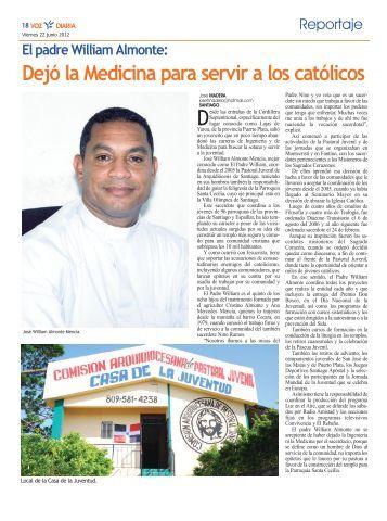 Dejó la Medicina para servir a los católicos - Voz Diaria