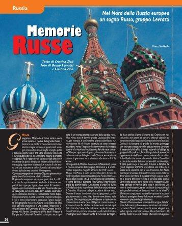 Russia - Viaggi Avventure nel mondo