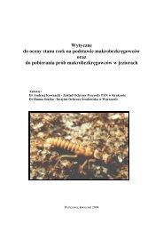 Wytyczne do oceny stanu rzek.pdf - wkn.h2.pl