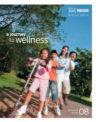 wellness - Nestlé Malaysia