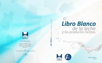 El libro blanco de la leche y los productos lacteos - Canilec - Fepale