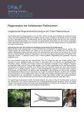 Regeneration bei freilebenden Plattwürmern - Sparkling Science - Seite 2