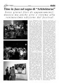 Il Tabloid del festival Time in Jazz 2008 - Page 4