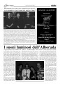 Il Tabloid del festival Time in Jazz 2008 - Page 6
