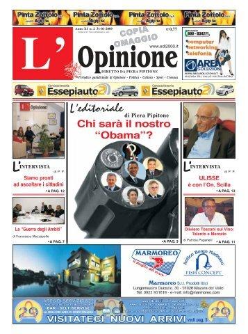 Anno XI n. 2 31-01-2009 - teleIBS