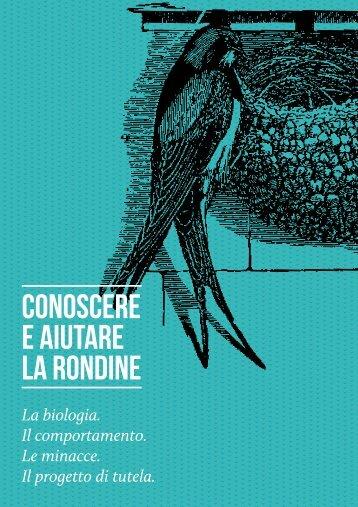 Brochure (PDF) - È ora di aiutare le rondini