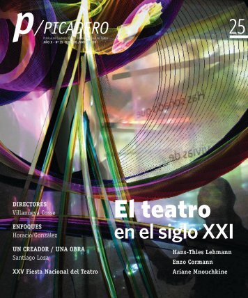 Picadero 25 - Instituto Nacional del Teatro