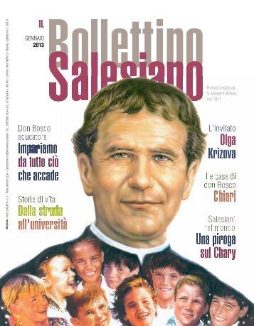 Olga Krizova - il bollettino salesiano - Don Bosco nel Mondo