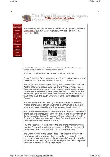 Sida 1 av 8 Articles 2008-07-22 http://www.mocterranordica.org/eng ...