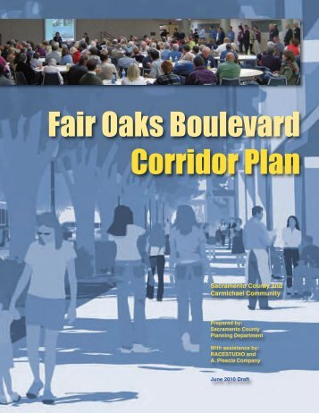 Fair Oaks Boulevard Corridor Plan - Municipal Services ...