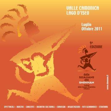 Scarica l'opuscolo completo del festival 2011 in pdf - DALLO ...