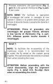Istruzioni di montaggio - Page 4