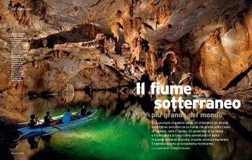 Il fiume sotterraneo - Jacopo Pasotti