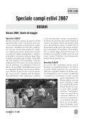 LMS Un'estate in missione - Lega Missionaria Studenti - Page 5