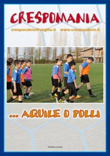 ... AQUILE O POLLI - Crespo Calcio