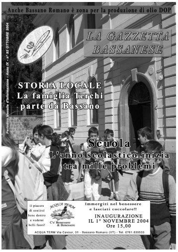 Ottobre 04.qxd - La Rocca