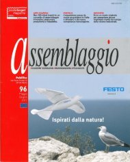 Assemblaggio, edizione 96 - Eichenberger Gewinde AG