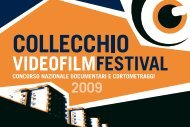 catalogo 2009 - Collecchio Video Film Festival