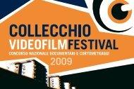 catalogo 2009 - Collecchio Video Film Festival