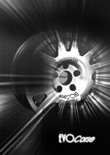 Scarica la versione completa del catalogo 2011-2012 - EvoCorse
