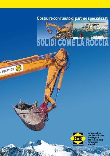 SOLIDI COME LA ROCCIA - Htb-italia.it