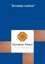 Catalogo in PDF - Fornace Pesci Spa