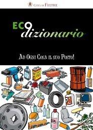 EC dizionarioO - Comune di Feltre