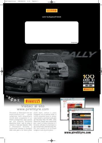 WRC - pirelli