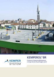 KEMPEROL® BR - KEMPER SYSTEM
