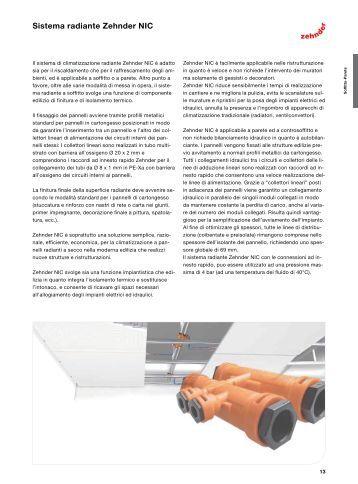 Regolazione impianti a pannelli Caleffi
