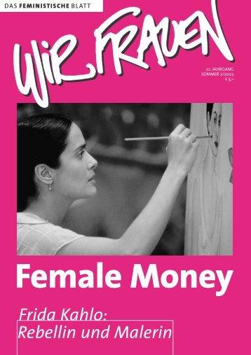 Gesamte Ausgabe als PDF - 1,5MB - Wir Frauen